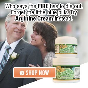 Arginine Cream for Erectile Dysfunction