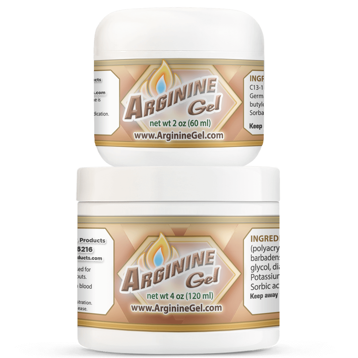 Arginine Gel Helps Better Blood Circulation